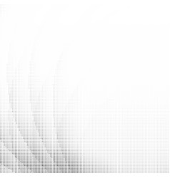 halftone abstract light background vector image