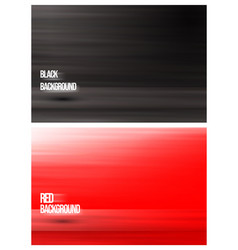 black and red backgrounds design vector image