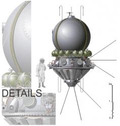 First spaceship vector