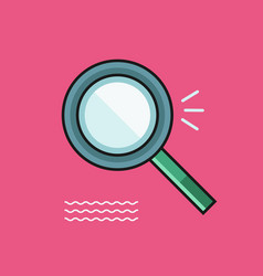 search icon set of great flat icons use for vector image