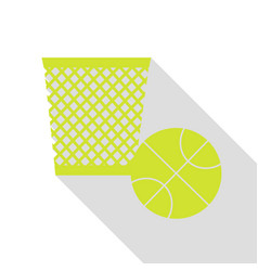 trash sign pear icon with flat style vector image