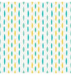Pattern with short brushstrokes random size vector