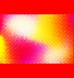 Abstract colorful gradient background with vector