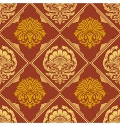 Baroque Seamless Pattern3 vector
