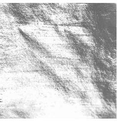 silver foil background vector image