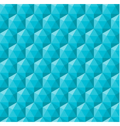 abstract low poly crystal pattern background vector image