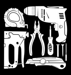 Repair tools vector