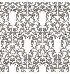 Vintage Classic Damask Pattern vector