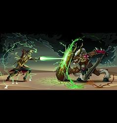 Battle vector