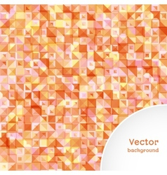 background of Triangle vector image