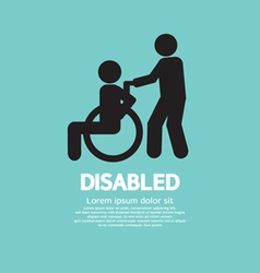 Disabled vector