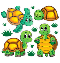 Cute Clipart Turtle Vector Images Over 190