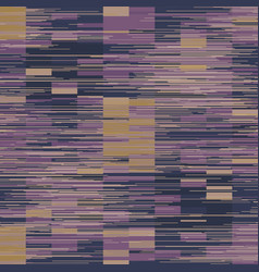 Space dyed ikat stripe variegated tie dye fabric vector