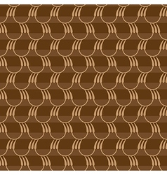wired fence pattern vector image vector image