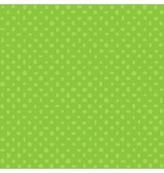 Seamless pattern with uneven circles vector image