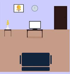 Apartment vector