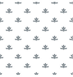 beet pattern seamless vector image