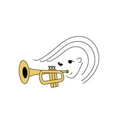 Jazz-Musician-380x400 vector image
