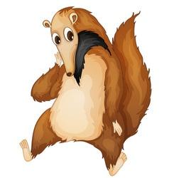 Mr anteater vector