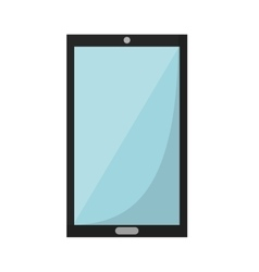 smartphone digital icon vector image
