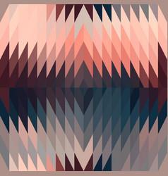 Vivid degrade blur ombre kilim geo swatch vector