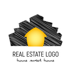 logo template for real vector image