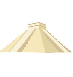Chichen itza vector image