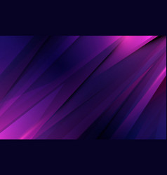 abstract purple triangles motion futuristic vector image