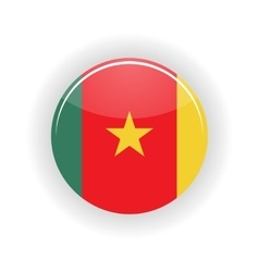 Cameroon icon circle vector