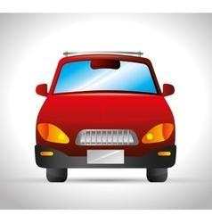 classic cars design vector image