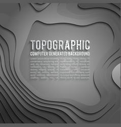 Colorful paper cutout paper cut banner concept vector