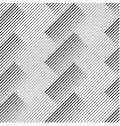 Diagonal lines pattern vector