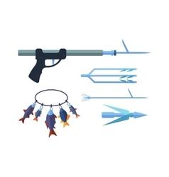 Speargun vector