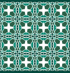geometrical mosaic pattern seamless texture vector image