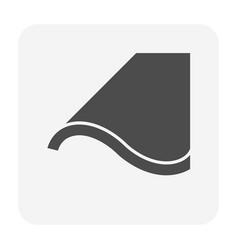 rotile icon vector image