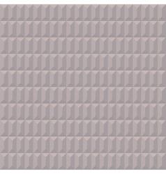 Seamless geometric convex pattern Pyramidal vector image