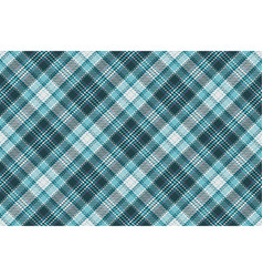 Tartan plaid pattern seamless background check vector