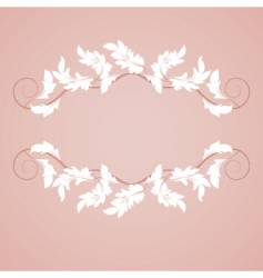 Fancy Frame Border Pink Vector Images 31