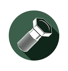 Repair idea design element 3d bolt highly detailed vector