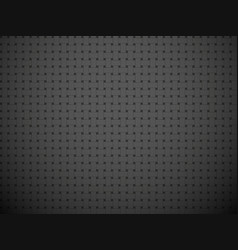 Gray fabric canvas pattern vector