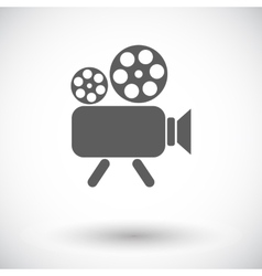Videocamera vector