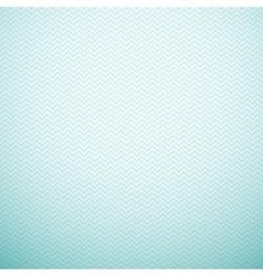 Zigzag seamless pattern Aqua blue vector image