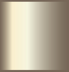 Bronze silver gold chrome metal foil texture vector