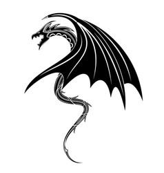 Dragon 4 vector