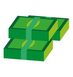 Flat icon on theme arabic business bundles vector