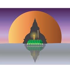 Krathong G3S vector image