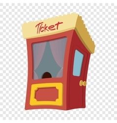 Movie cartoon box office vector