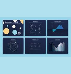 Big set infographics elements eps10 stock vector