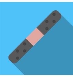 Nail file flat icon vector image