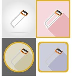 repair tools flat icons 05 vector image vector image